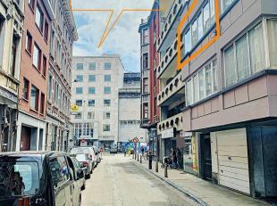 Superbe situation pour cet appartement sis à 30 m de lUniversité de Liège (site du 20 aout) ! Situé au 2ème &eacute