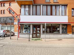 Idéalement située à 2 pas du centre dAndenne, surface commerciale de 92 m², possibilité de laménager en appart