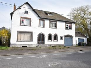 Huis te koop                     in 4560 Clavier