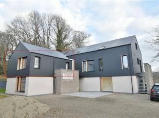 Situé au coeur du village d'Havelange, appartement moderne de +- 55 m² situé au 1er étage d'une nouvelle résidence. I