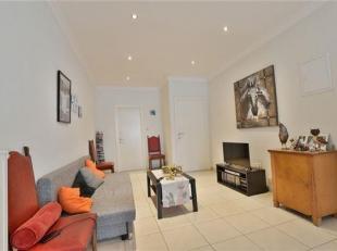 Situé à proximité des commodités, bel appartement neuf de +- 50m² comprenant 1 chambre, un grand living de 28m²,