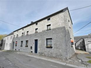 Dans le charmant village d'Ocquier, très belle maison d'habitation comprenant au rez de chaussée: hall d'entrée, WC sépar&