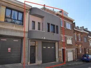 Maison d'habitation 3 chambres (poss.4) avec terrasse, jardin et garage.Composition:-RDC: hall d'entrée, garage, cuisine d'été, e