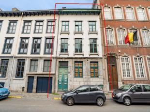 Bel immeuble de rapport dans le centre de Verviers, composé de six appartements actuellement loués (un studio et cinq appartements 2 cha
