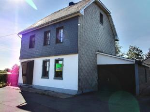 Feldstraße, 17: A deux pas du centre du village et de lécole, jolie maison unifamiliale de 3 à 4 chambres à coucher avec ca