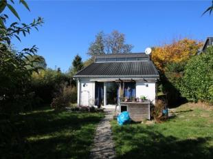 Bungalow n ° 15 in het Parc des Trois Frontières in 4851 Gemmenich Mooie rustige locatie, vlakbij het bos en niet ver van het dorpscentrum.