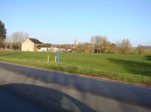 Très beau terrain en zone à bâtir à vendre d'une superficie de 6.551 m2.