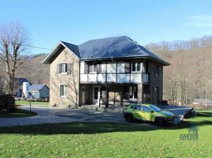 NONCEVEUX (Aywaille) - Grande propriété au calme, à la campagne. Composée d'un hall d'entrée, cuisine équip&