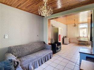 BELGRADE<br /> Venez découvrir cette maison à rénover 2 façades située à deux pas du centre de Namur et de s