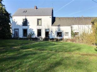 NATOYE ( à 25 km de Namur)<br /> Venez découvrir dans cet écrin de verdure cette grande propriété avec ses nombreus
