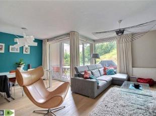 PROFONDEVILLE <br /> Idéalement situé entre Namur et Dinant, cette appartement deux chambres de construction moderne offre de belles pre