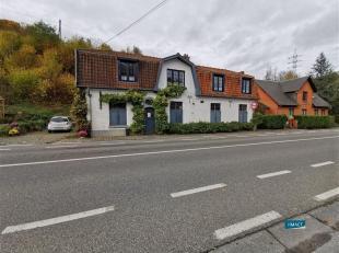 SAINT-SERVAIS, Rue de Gembloux n°517 - Superbe maison de commerce située sur une chaussée passante (N904 ) à proximité
