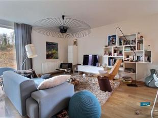 PROFONDEVILLE, Avenue Général GRACIA 1A  -  Superbe appartement 3 chambres BASSE ENERGIE d'une superficie de +/- 110m² (+ terrasse: