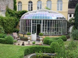 JODOIGNE<br /> - Centre historique Maison<br /> de plus de 400 m2 de style néo-classique, entièrement rénovée, répe