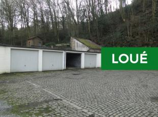 Garage te huur                     in 5000 Namur