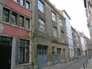 A louer, exceptionnel duplex 3 chambres, dans une ancienne maison de Maître récemment rénovée, très lumineux, situ&e