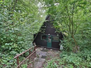 """Deze bungalow zal u verleiden met zijn rustige ligging in het prachtige park in het hart van de natuur """"Durbuy Sunclass""""! Deze bungalow is smaakvol in"""