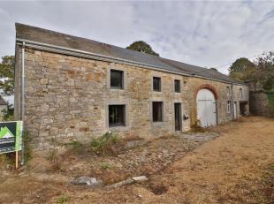 UItzonderlijke opportuniteit! Maisons et Chalets d'Ardennes biedt u deze unieke kans in één van de mooiste dorpen van Wallonië. <br