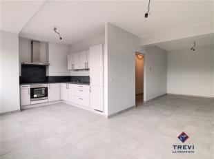 CHARLEROI : un appartement de standing au rez complètement rénové avec goût et matériaux de qualité. Belle vu
