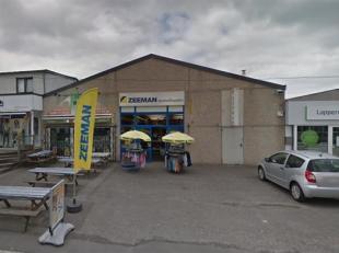 SOUS-OPTION!!!! Gerpinnes. trevi La Propriété vous présente ce bel espace commercial de 300 m² idéalement situ&eacute