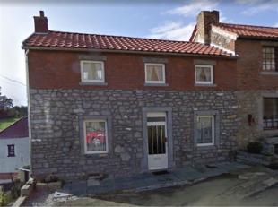 Thy le Château : Trevi la Propriété vous propose cette jolie maison villageoise à 3 façades en partie rénov&e