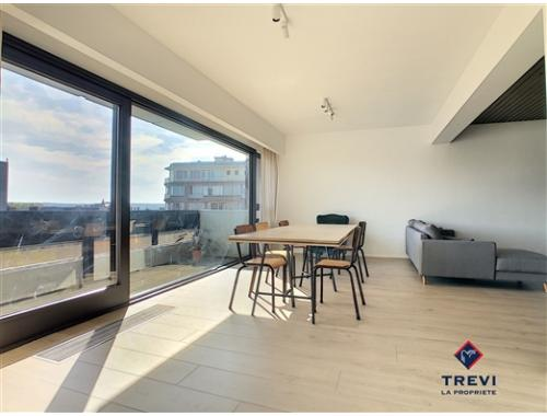 Appartement te huur in Charleroi, € 1.350