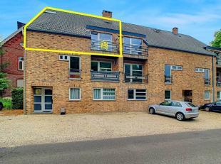 Nous vous proposons à la vente sur la commune d'Havré (7021), ce magnifique appartement type duplex situé au calme mais à