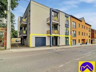 Nous vous proposons à la location sur la commune de Courcelles (6180), ce bel appartement de +- 75 m² idéalement situé au re