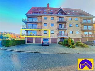 Nous vous proposons à la location sur la commune de Courcelles  (6180), ce magnifique appartement situé au rez-de-chaussée d'une