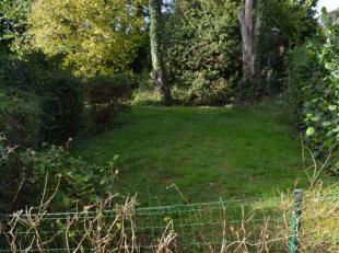 Mont-sur-Marchienne: Terrain à bâtir de 3a26Ca en zone d'habitat dans un lotissement.Possibilité de construire une maison 3 fa&cce
