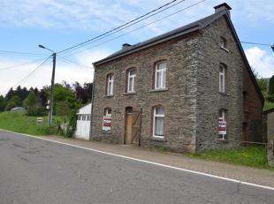 Huis te koop                     in 6887 Herbeumont