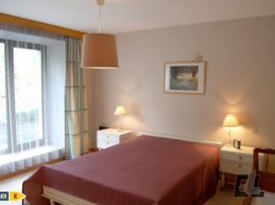 À vendre, appartement situé au rez-de-chaussée et à lavant de la Résidence dArdenne à Grand-Halleux dans un