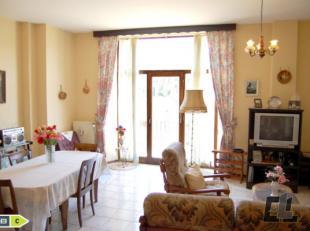 À vendre, appartement situé au 4ème étage et à lavant de la Résidence dArdenne à Grand-Halleux dans u