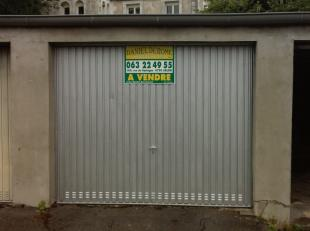 Garage te koop                     in 6700 Arlon