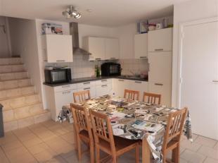 Charmante colocation à Libramont. Celle-ci sont composés d'une cuisine super équipée commune et d'une chambre individuelle