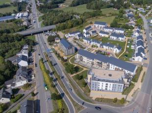 Cet appartement 3 chambres de 107.28 m² avec terrasse (15.45 m²) fait partie du Domaine de l'Aurore. Ce domaine est idéalement locali
