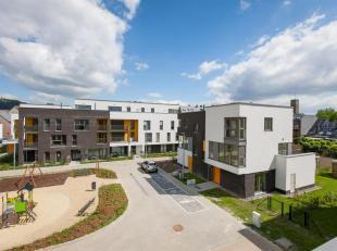 L'ECO-QUARTIER DE JAMBES en bord de Meuse, à 3 km de Namur, est un nouveau quartier proposant un habitat mixte et durable dans
