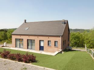 www.antoineimmo.be- 0477/521065- DURBUY (BARVAUX):Villa neuve  située dans un quartier calme et tranquille proche du golf de Durbuy. Elle est c