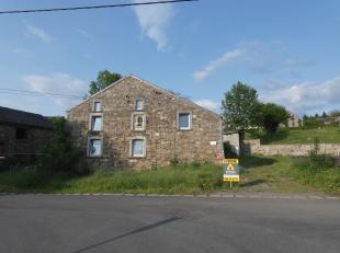 www.antoineimmo.be - 0471/67.44.61 - Ferme en pierre du pays à rénover implantée sur une parcelle de 890m² dans le petit vil