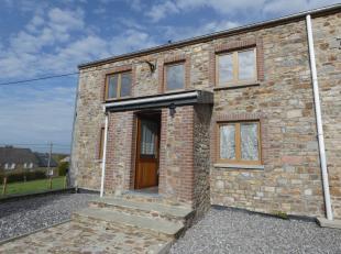 ANTOINE IMMO<br /> Dans le petit Village de Devantave, sur la commune de Rendeux, retrouvez cette charmante maison 3 façades en pierres &agrave