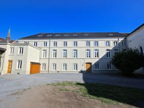 Mons chaussée du Roeulx 318 -2, superbes appartements de standing (75m²) comprenant: grand séjour avec cuisine entièrement &
