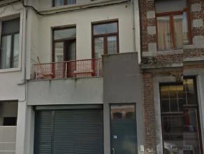 Mons rue d'havré n° 74 à 150m de la Grand-Place, immeuble de rapport en ordre de permis de locations et d'urbanisme, comprenant : ca