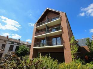 """Avenue d'Hyon 47/24. Résidence """"La Tannerie"""", appartement situé au 2ème étage comp. hall, séjour, cuis. éq.,"""