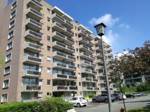 Mons, chaussée du Roeulx 6-81, dans un cadre verdoyant, Résidence Le Parc de la Sablonnière, appartement lumineux situé au