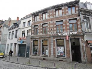 """Immeuble commercial. Anciennement """"LA PAILE D OR"""". Offant de nombreuses possibilités. Idéalement situé dans le centre de Mons.A 2"""