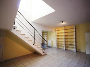 Mons Bd Dolez 11, bel appartement situé au rez-de-chaussée, près des grands axes routiers et du centre ville comprenant : grand l