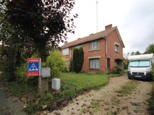 Huis te koop                     in 7020 Maisieres