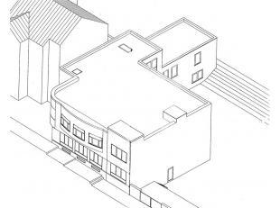 Te koop opbrengstpand in Piéton nabij het station moet worden voltooid. 5 veel van 2 tot 3 slaapkamers, waaronder veel met zeer geavanceerde af