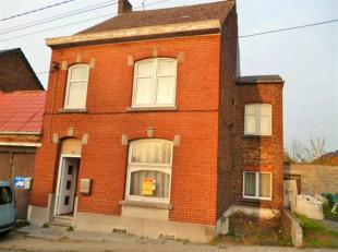 Huis te koop                     in 7340 Paturages