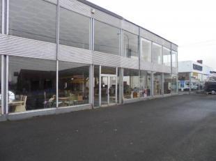 Bedrijfsvastgoed te koop                     in 7380 Quievrain